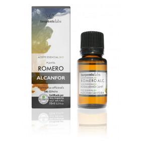 Aceite Esencial de Romero Alcanfor BIO 10 y 100 ml.