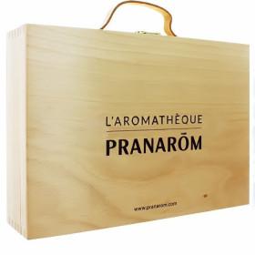 Caja de Madera - Aromateca Pranarom