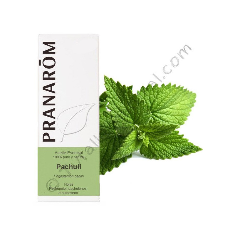 Aceite esencial de Pachuli Pranarom
