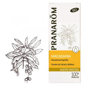 Macadamia virgen BIO 50 ml.