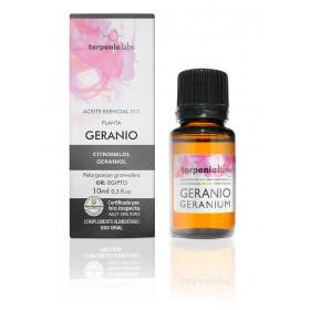 Aceite esencial de Geranio BIO 10 y 100 ml