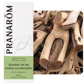 Aceite esencial de Sándalo Indias 10 ml.