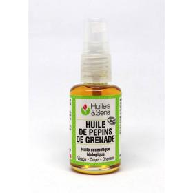 Semilla de granada por extracción CO2 BIO 30 ml.