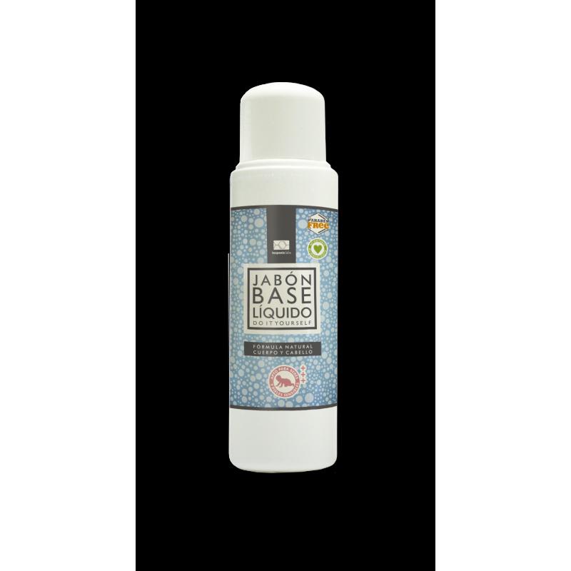 Jabón base neutro 500 ml. y 1 L.