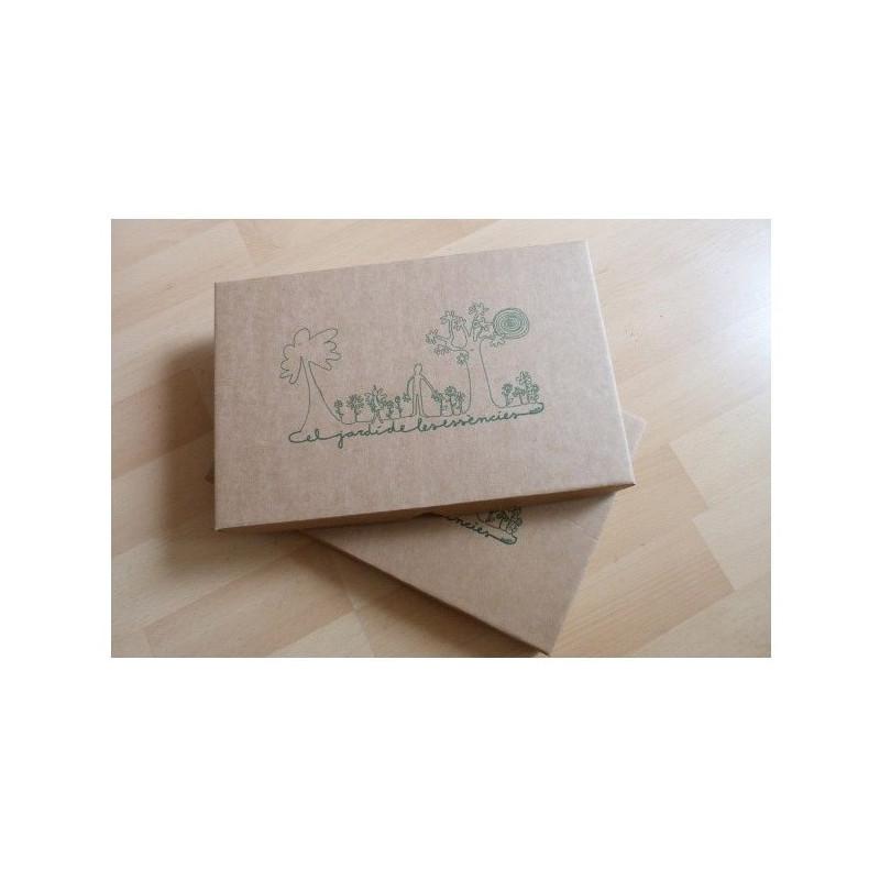 Kit de flores de Bach 12 ml. en 2 cajas de cartón