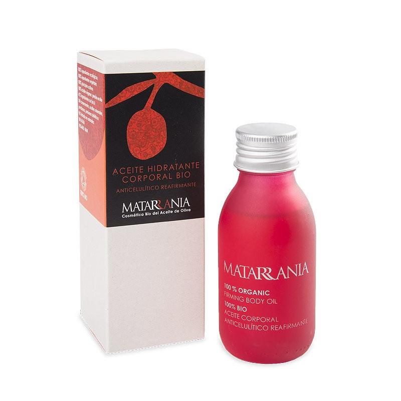 Aceite anticelulítico y reafirmante BIO 100 ml.