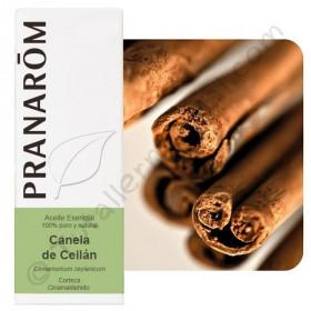 Aceite esencial de canela de Ceylán (corteza) 5 y 30 ml.