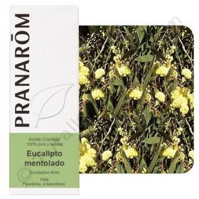 Aceite Esencial de eucalipto mentolado 10ml.