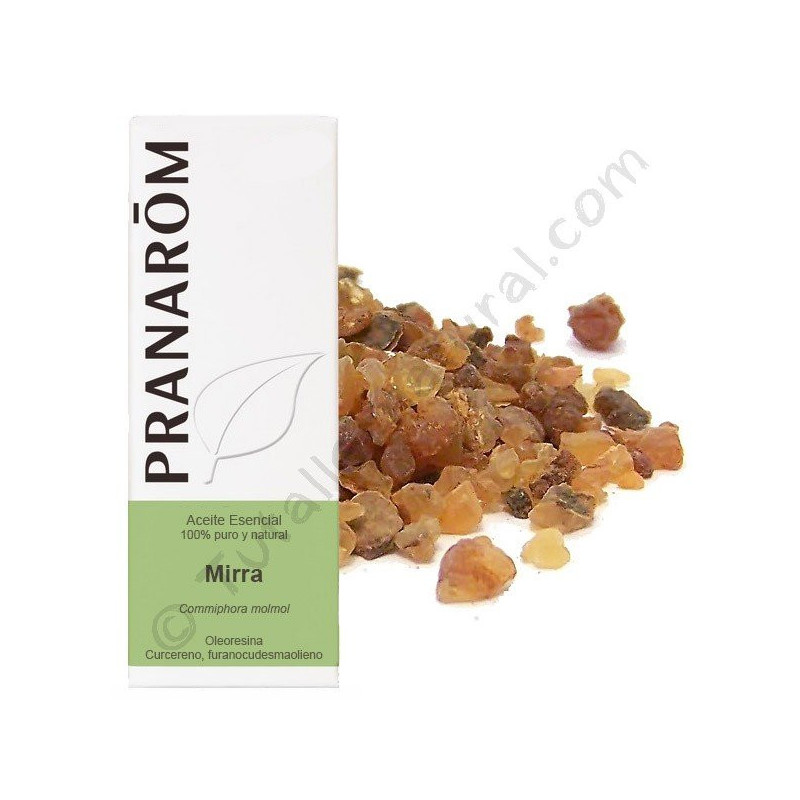 Aceite esencial de Mirra Pranarom