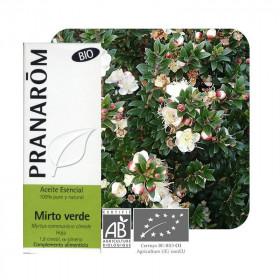 Aceite esencial de mirto verde BIO 5 y 30 ml.