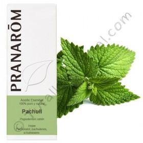 Aceite esencial de Pachuli 5 ml.