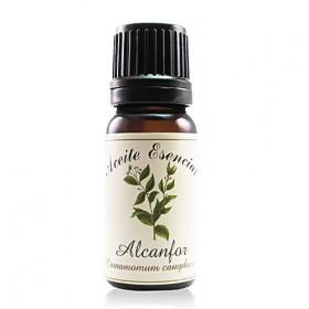 Aceite Esencial de alcanfor 5 y 12 ml.