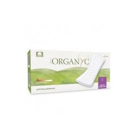 Salvaslip 100% algodón orgánico 24 un.