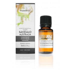 Aceite esencial de Sándalo Australia 5 ml.