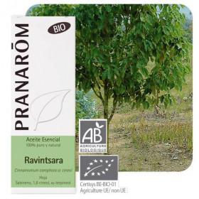 Aceite Esencial de Ravintsara BIO 10 y 30 ml.