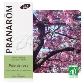 Aceite esencial de palo de rosa (hoja) 10 ml. BIO