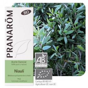 Aceite Esencial de Niauli BIO 10 y 30 ml.