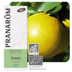 Aceite esencial de pomelo BIO 10ml.