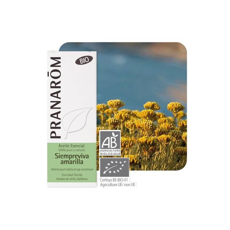 Aceite esencial de siempreviva BIO 5 ml.