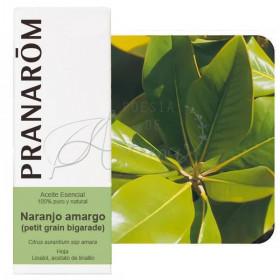 Aceite Esencial de Petit Grain o naranjo amargo (hoja) 10 y 30 ml.
