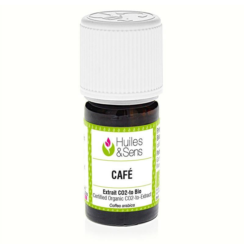 Extracto Co2 de café Bio 5ml.