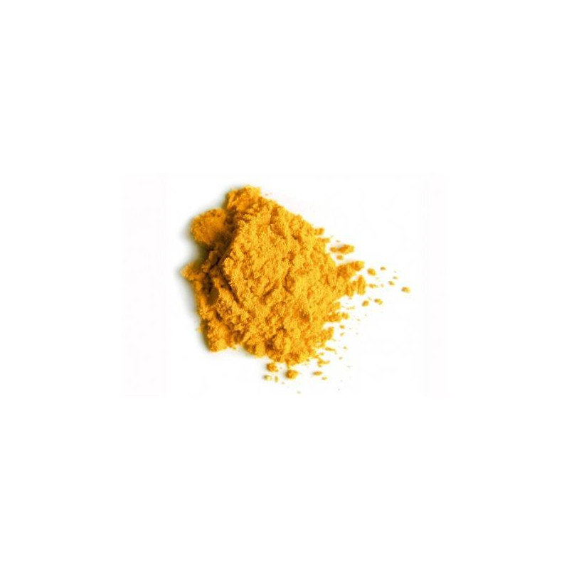 Colorante amarillo (extracto de azafrán) 10 gr.