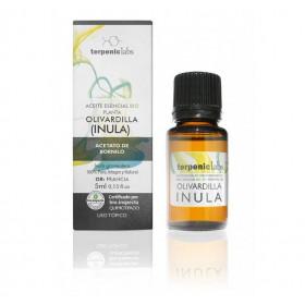 Aceite esencial de olivardilla o inula BIO 5 ml.