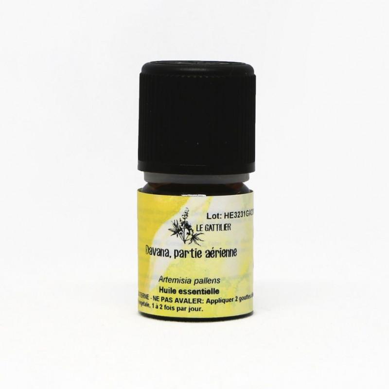 Aceite esencial de davana 2 ml. - Le Gattilier