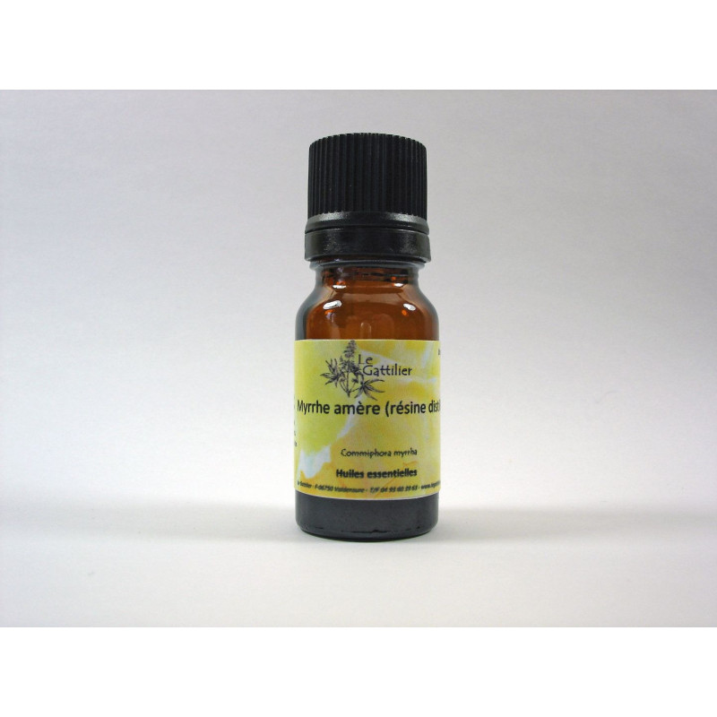 Aceite esencial de mirra silvestre 5ml.