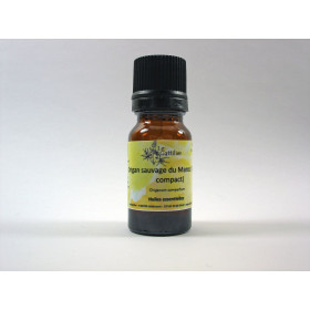 Aceite Esencial de orégano compacto silvestre BIO 5 y 10ml.
