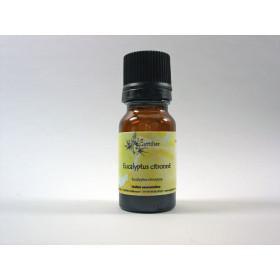Aceite esencial de eucalipto citriodora o azul BIO 5 y 10 ml.