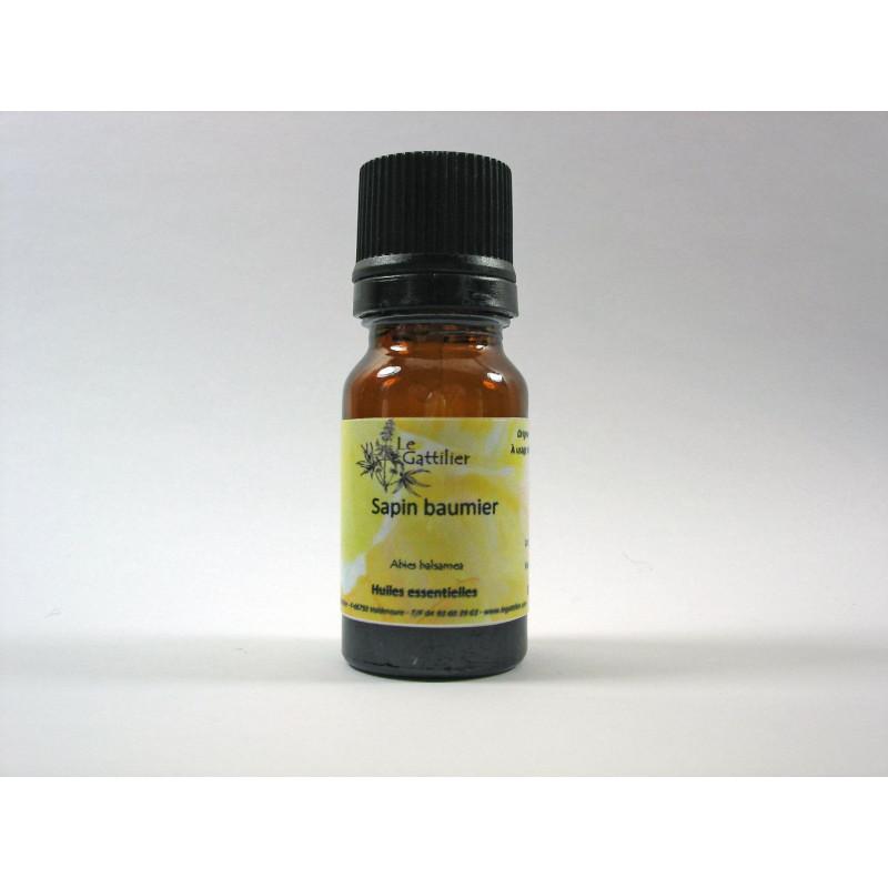 Aceite esencial de Abeto balsámico silvestre 5 y 10 ml.