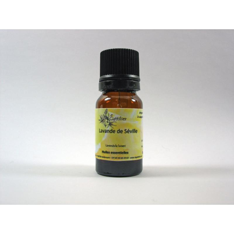 Aceite Esencial de Lavanda Sevilla silvestre 5 ml.