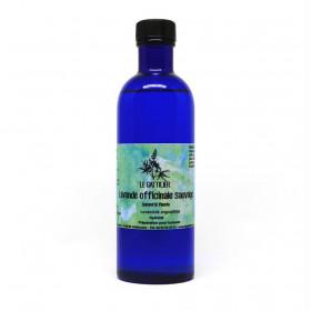 Hidrolato de lavanda silvestre BIO 200 ml. (apto vía oral)