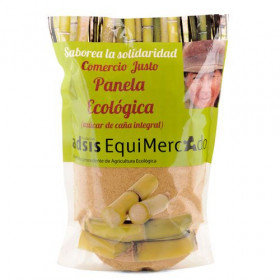 Panela, azúcar de caña integral BIO 1 kg.