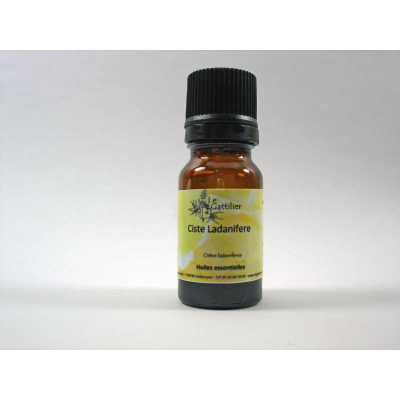 Aceite esencial de jara silvestre BIO 2 ml.