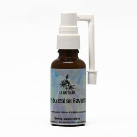 Spray bucal con ravintsara BIO 30 ml.