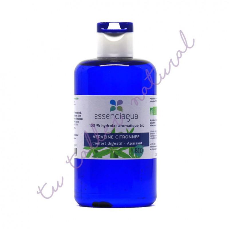 Hidrolato de hierbaluisa BIO 250 ml.