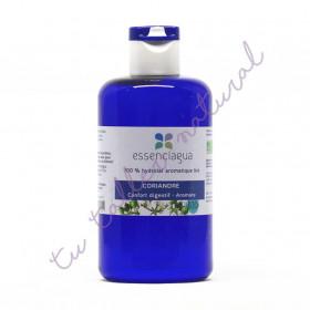 Hidrolato de coriandro BIO 250 ml. (Apto vía oral)