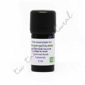 Aceite esencial de siempreviva BIO 2 y 5 ml.