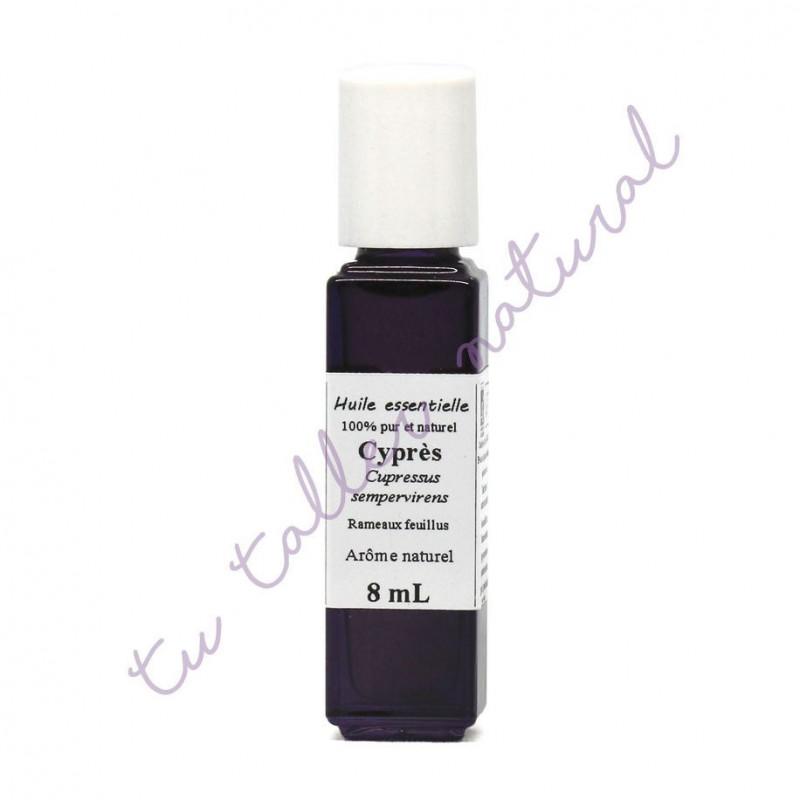 Aceite esencial de ciprés BIO 8 ml. Destillerie Les Essentielles