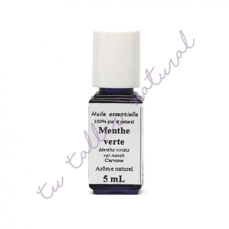 Aceite esencial de hierbabuena BIO 5 ml. - Distellerie Les Essentielles