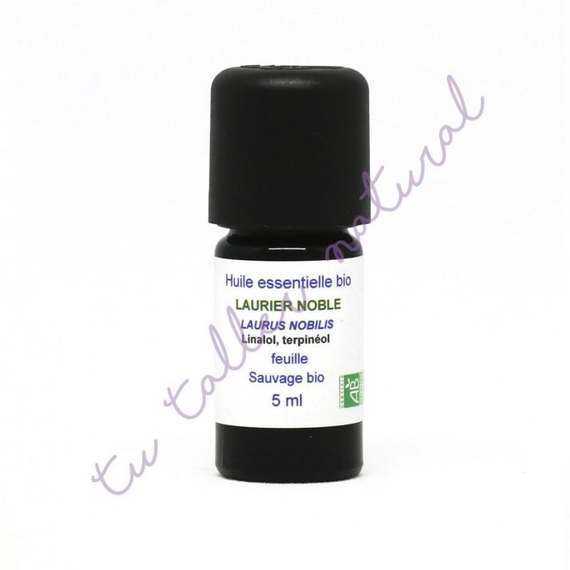 Aceite esencial de laurel silvestre BIO 5 ml. - Essenciagua