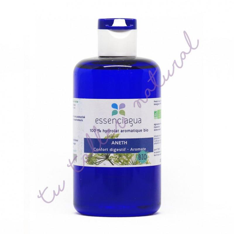Hidrolato de eneldo BIO 250 ml. (apto para la vía oral) - Essenciagua