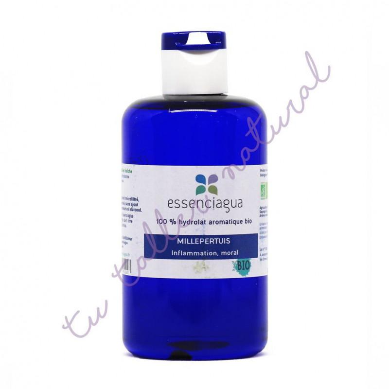 Hidrolato de hipérico silvestre BIO 250 ml. (apto para la vía oral) - Essenciagua