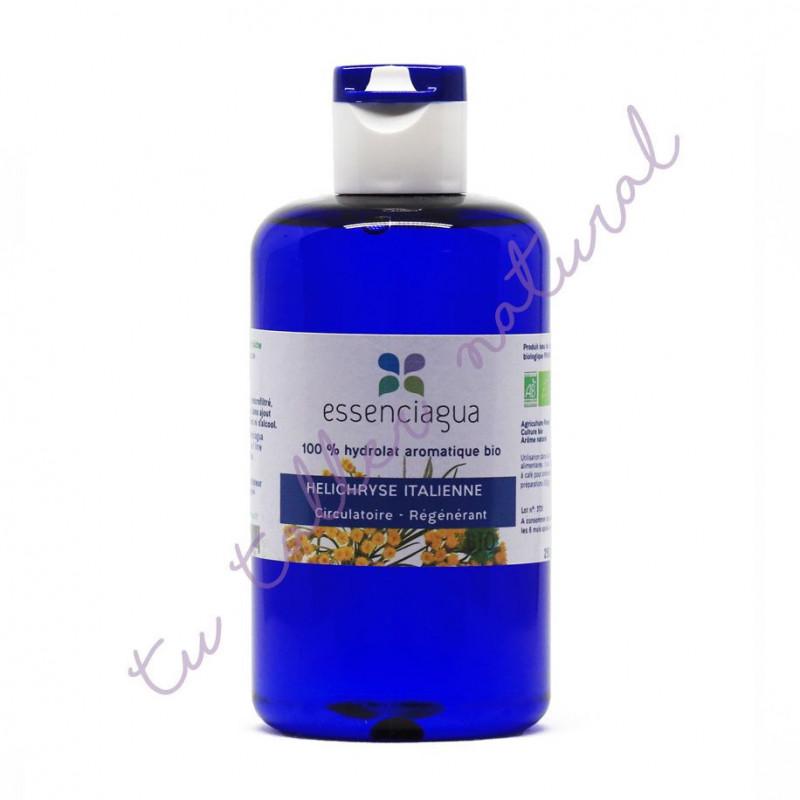 Hidrolato de siempreviva o helicriso BIO 250 ml. (Apto vía oral)