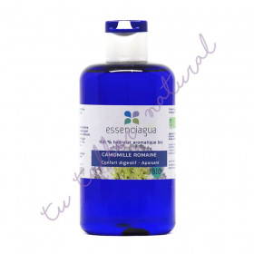 Hidrolato de manzanilla romana BIO 250 ml. (apto vía oral)