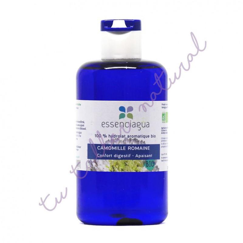 Hidrolato de manzanilla romana BIO 250 ml - Essenciagua