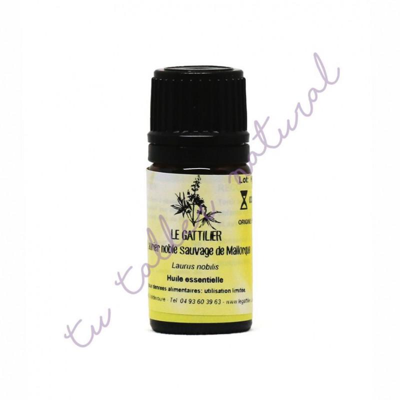 Aceite Esencial de Laurel silvestre de Mallorca 5 ml. - Le Gattilier
