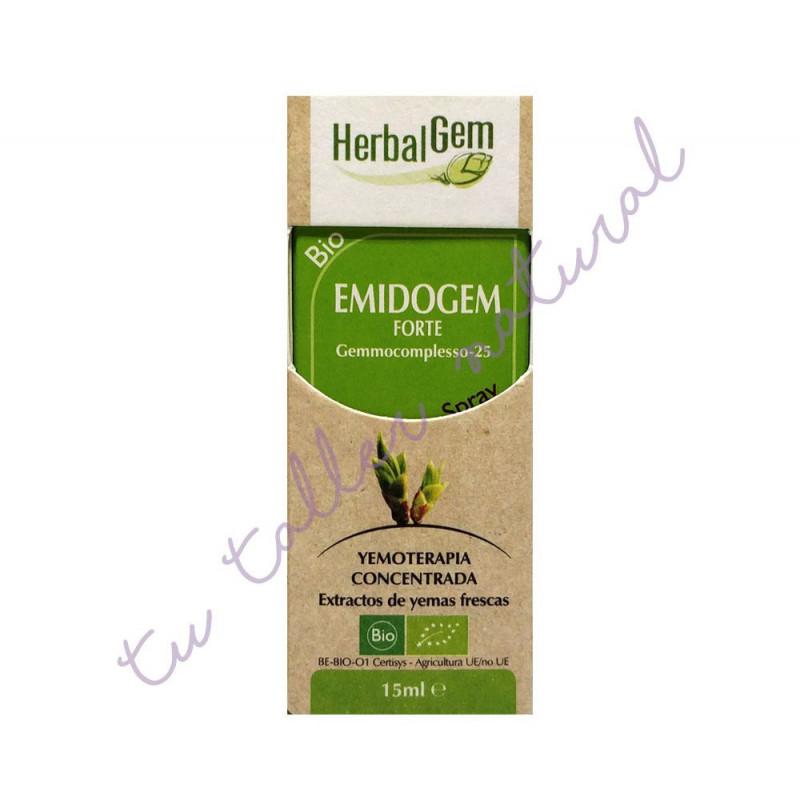 Emidogem Fuerte BIO 10ml. - HerbalGem